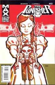 Punisher #63 (2008) Marvel Max comic book
